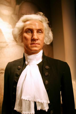 George Washington by Flickr user cliff1066™
