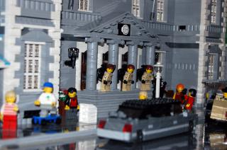 Lego Ghostbusters by Flickr user Rob Young