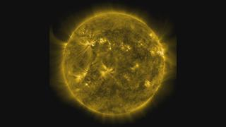 X Class Solar Flare Sends 'Shockwaves' on The Sun [hd video] by Flickr user NASA Goddard Photo and Video