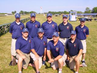 Camp Perry Pistol 2012 by Flickr user USAF Shooting Team