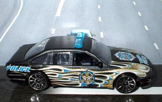 S256 Chevy Lumina - USA Hot Wheels Police by Flickr user conner395