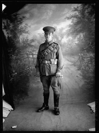 B46130_367 Private George Arnold by Flickr user State Library of South Australia