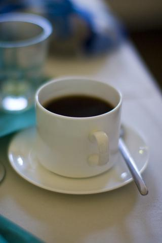 Coffee by Flickr user Phil Monger