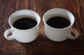 Coffee in the morning by Flickr user chichacha