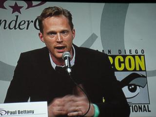 WonderCon 2011 - Priest 3D panel - Paul Bettany by Flickr user Doug Kline