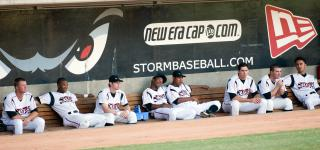 Lake Elsinore Dugout by Flickr user SD Dirk