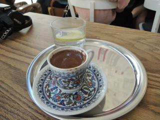TURKISH COFFEE by Flickr user BOMBMAN