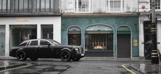 rolls royce phantom in london by revere london tailored edition vehicles by Flickr user London Flash Cars