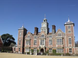 Blickling Hall by Flickr user ell brown
