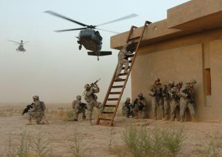 iraq by Flickr user The U.S. Army
