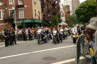 02.Pride.Parade.NYC.25jun06 by Flickr user Elvert Barnes