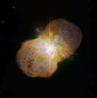 Eta Carinae by Flickr user European Southern Observatory